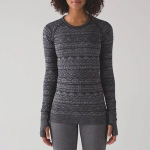 NWT Lululemon Rest Less Pullover